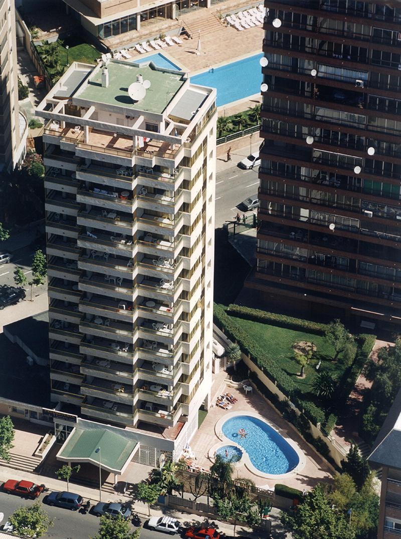 Exterior Hotel Apartamentos Maria Victoria Benidorm